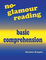 Image No-Glamour Reading Basic Comprehension