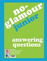 Image No-Glamour Junior Answering Questions