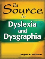 Image The Source for Dyslexia and Dysgraphia