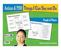 Image Autism & PDD Things I Can Say and Do: People & Places