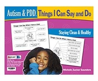 Image Autism & PDD Things I Can Say and Do: Staying Clean & Healthy