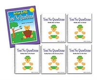 Image Autism & PDD Yes/No Questions 5-Book Set