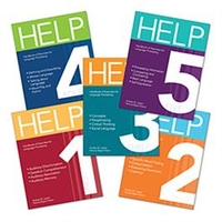 Image Handbook of Exercises for Language Processing 1-5 HELP 5 Book Set