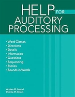 Image Handbook of Exercises for Language Processing HELP for Auditory Processing