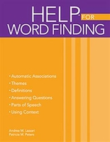 Image Handbook of Exercises for Language Processing HELP for Word Finding
