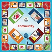Image Life Skills For Nonreaders Games - Community