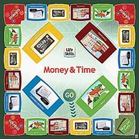 Image Life Skills For Nonreaders Games - Money & Time