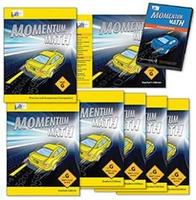 Image Momentum Math Level G - Classroom Starter Pack (Grade 7)