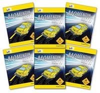 Image Momentum Math Level G - Student Edition 5-Pack Grade 7