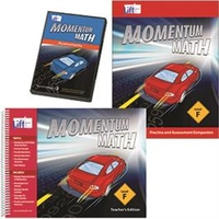 Image Momentum Math Level F - Teacher Kit Grade 6