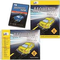 Image Momentum Math Level G - Teacher Kit Grade 7