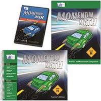 Image Momentum Math Level H - Teacher Kit Grade 8