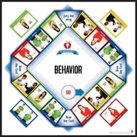 Image Life Skills Series for Today's World Behavior Game