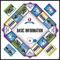 Image Life Skills Series for Today's World: Basic Information Game