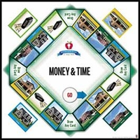 Image Life Skills Series for Today's World: Money & Time Game