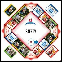 Image Life Skills Series for Today's World: Safety Game
