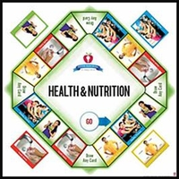 Image Life Skills Series for Today's World: Health & Nutrition Game