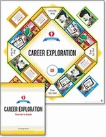 Image Life Skills Series for Today's World: Career Exploration Game