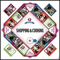 Image Life Skills Series for Today's World: Shopping & Cooking Game