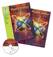 Image Physical Science Classroom Set with Digital Teachers Guide on CD