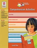 Image PCI Reading Program Level One: Comprehension Activities