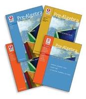 Image Pre-Algebra Curriculum: Semester 1 - Curriculum Set