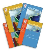 Image Pre-Algebra Curriculum: Semester 1 - Classroom Set