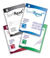 Image SpellRead Student Materials Set Serves 1