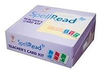 Image SpellRead Teacher Cards Kit