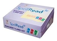 Image SpellRead Teacher Cards Kit