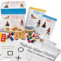 Image PDMS-2 Peabody Developmental Motor Scales–Second Edition Test Only Kit