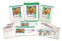 Image TEMA-3 Test of Early Mathematics Ability Third Edition