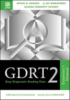 Image GDRT-2 Gray Diagnostic Reading Tests Second Edition