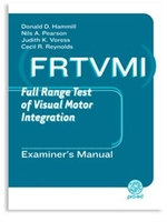 Image FRTVMI: Full Range Test of Visual Motor Integration