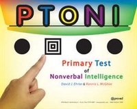 Image PTONI: Primary Test of Nonverbal Intelligence