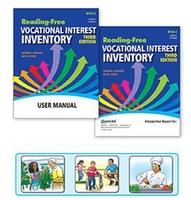Image RFVII-3: Reading-Free Vocational Interest Inventory Third Ed