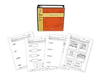 Image PCI Reading Program Level 1 Activity Sheet Binder