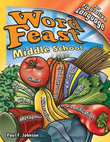 Image Word Feast–Middle School for Figurative Language