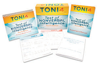 Image TONI-4: Test of Nonverbal Intelligence-Fourth Edition