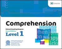 Image Edmark Reading Program: Level 1 - Second Edition, Comprehension