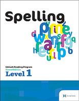 Image Edmark Reading Program: Level 1 - Second Edition, Spelling