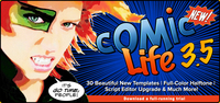 Image Comic Life 3.5 Upgrade