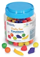 Image Fruity Fun  Counters, Set of 108