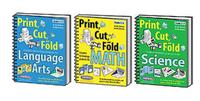 Image Print, Cut, & Fold Series