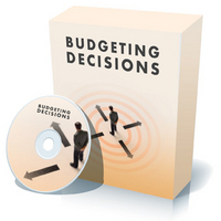 Image Budgeting Decisions Software