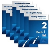 Image Reading Milestones Fourth Edition Level 2 Add-Ons - Blue