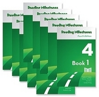 Image Reading Milestones Fourth Edition Level 4 Add-Ons - Green