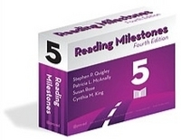 Image Reading Milestones Fourth Edition Level 5 Packages - Purple