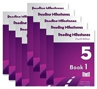 Image Reading Milestones Fourth Edition Level 5 Add-Ons - Purple