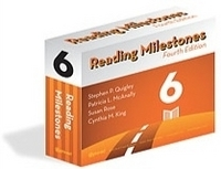Image Reading Milestones Fourth Edition Level 6 Packages - Orange